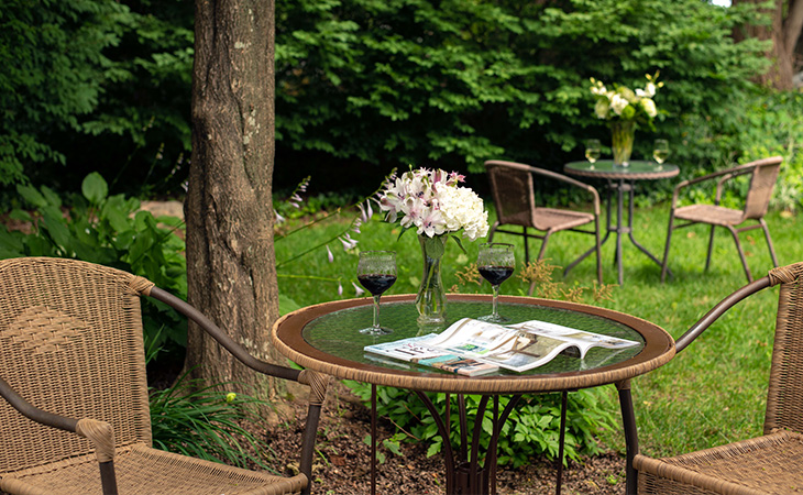 Memorable Proposal Locations in the Garden