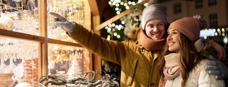 Holiday Shopping in Cape Cod
