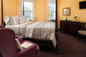 Edith Warton Guest Room