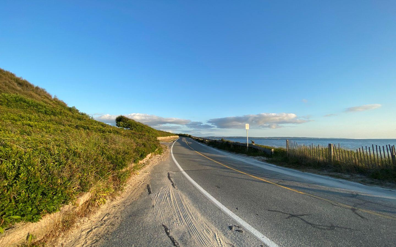 Scenic Drive on Cape Cod